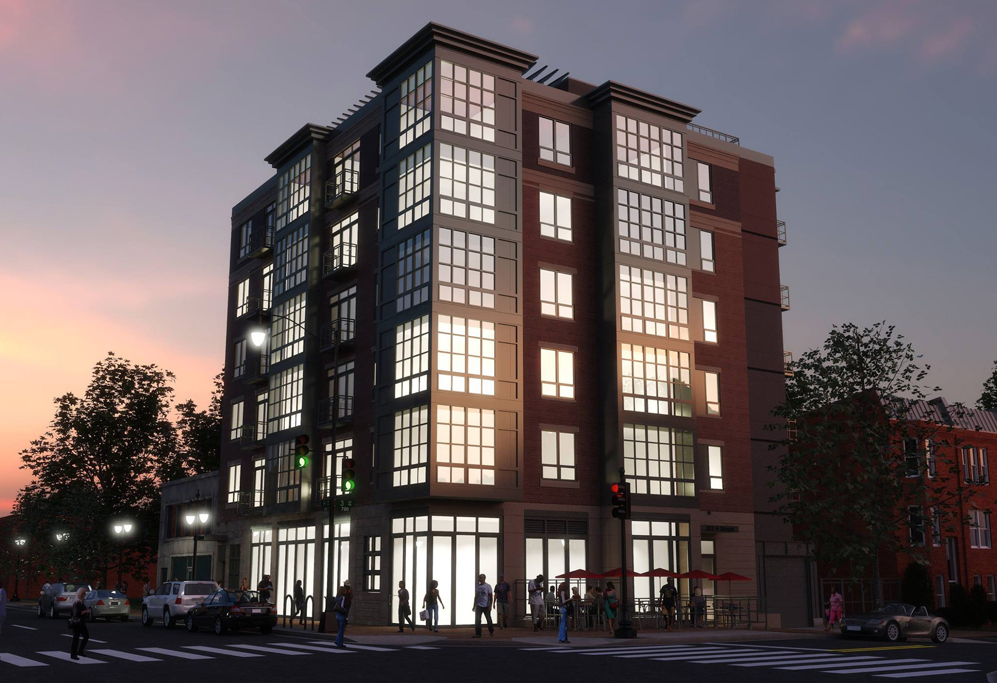 Capital City Real Estate Launches Condo Sales of Three Buildings