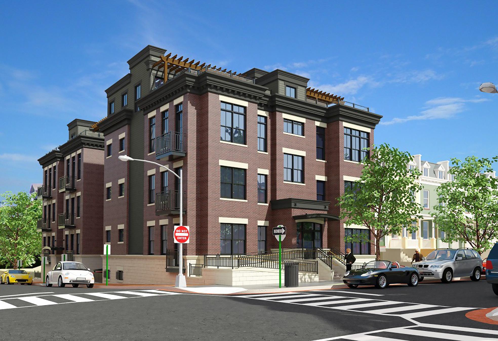1700 Euclid Condominiums
