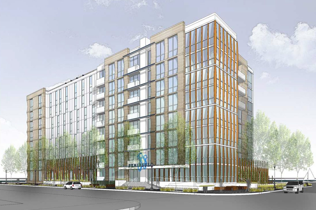 Capital City Real Estate Unveils Peninsula 88 at Buzzard Point